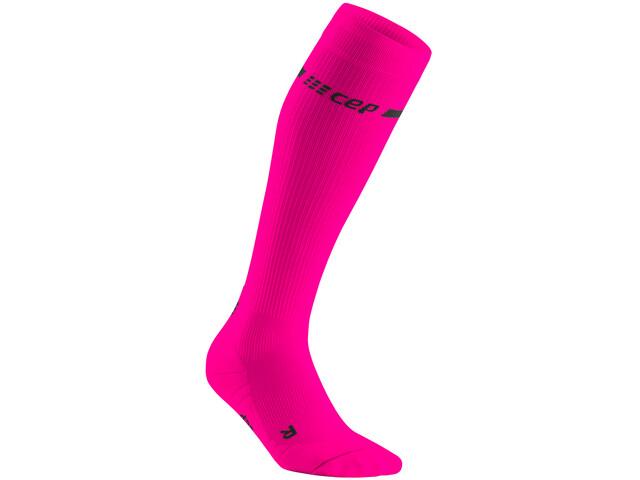 cep Neon Socks Women, neon pink